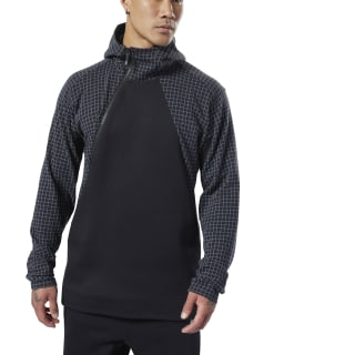 Training Supply Hoodie Black EC0735