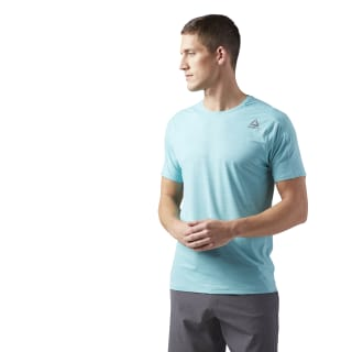 T-shirt ACTIVCHILL Move Turquoise CF7875