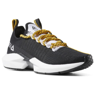 Tênis F SOLE FURY black / white / solar gold DV6919