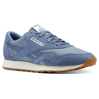 Zapatillas Classic Leather NYLON M WTHR-BLUE SLATE/CHALK CN3345