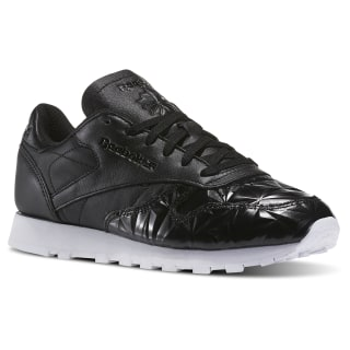 Classic Leather Hype Black / White BD4887
