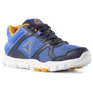 YourFlex Train 10 Collegiate Navy / Cushed Cobalt / Trek Gold CN8604