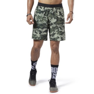 Reebok CrossFit® Games Speed Shorts Canopy Green EC1516