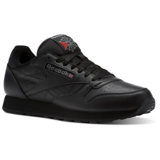 Classic Leather ARCHIVE Black / Carbon / Red CM9671