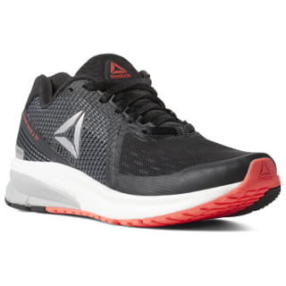 Reebok Grasse Road 2.0 ST Shoes Black / Gry / Wht / Red CN6876