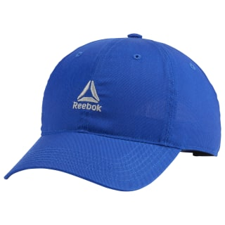 ACTIVE FOUNDATION LOGO CAP Crushed Cobalt DU2935