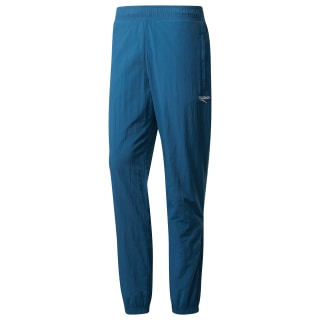 Pantalon de survêtement Reebok Archive Vector Emerald Tide DZ6270