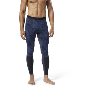 Reebok CrossFit® Compression Tights Heritage Navy EC1428