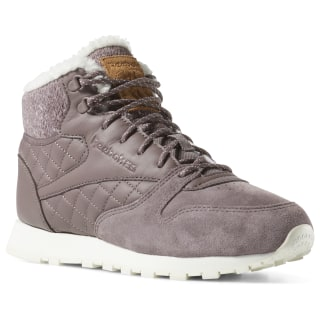 Кроссовки Classic Leather Arctic Boot Purple / Almost Grey / Chlk / Sft Camel CN3747