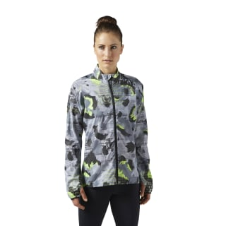 Легкая куртка Woven Reflective CLOUD GREY F16-R BQ5628
