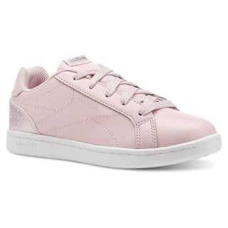 Reebok Royal Complete Clean Pastel-Practical Pink/White/Silver CN5070
