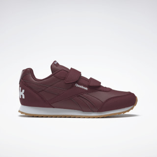 Reebok Royal Classic Jogger 2.0 Shoes Lux Maroon / White DV9138