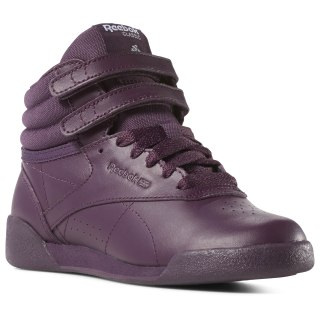 Freestyle Hi Urban Violet / White / Peach Twist DV4338