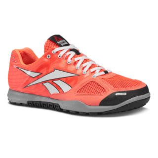 Reebok CrossFit Nano 2.0 Vitamin C / White / Black / Flat Grey J90904