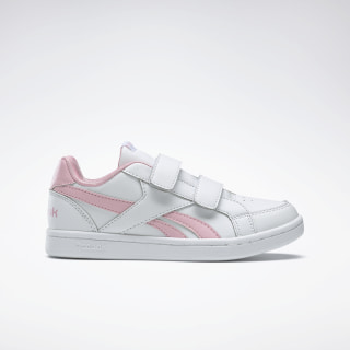 Reebok Royal Prime Alt Shoes White / Pink Glow DV9303