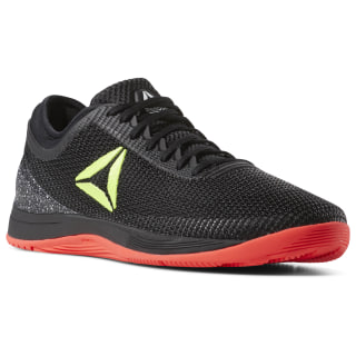 Tênis Reebok CrossFit Nano 8 Flexweave Black / Neon Red / Neon Lime / White DV5741