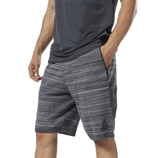 Pantalón corto One Series Training Knit Epic Dark Grey Heather DZ1116