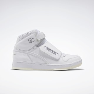 Кроссовки Reebok Alien Stomper MR White / Black / Porcelain FW7898