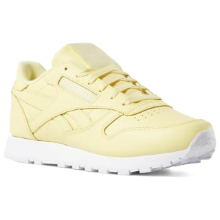 Classic Leather Filtered Yellow / White DV3725