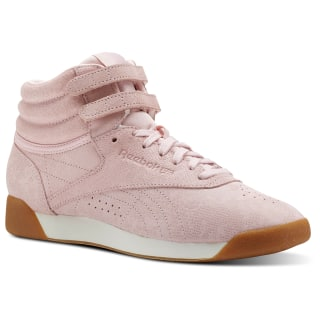 Freestyle Hi Exotics-Practical Pink / Chalk CN3822