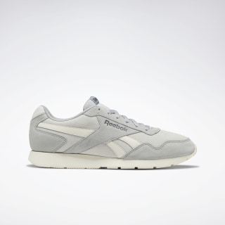 Reebok Royal Glide Shoes True Grey / Chalk / Cream White DV6712
