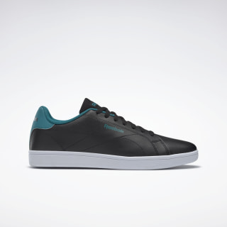 REEBOK ROYAL COMPLETE CLN2 Black / Seaport Teal / White FV5074