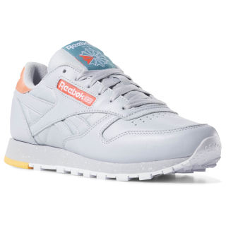 Tenis Classic Leather multipops-cold grey / stlr pnk / min mist / red CN6981