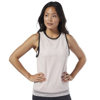 Camiseta sin mangas Cardio Performance Buff DY8042