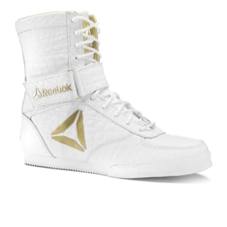 Reebok Boxing Boot - Legacy LTD White/Gold CN5104