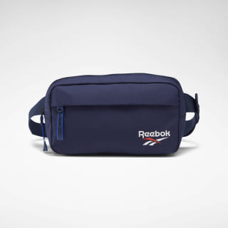 Torebka na pas Classics Foundation Waist Bag Collegiate Navy / Collegiate Navy FJ7004