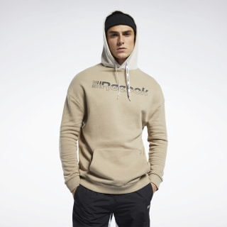 Meet You There Hoodie Sand Beige FK6149