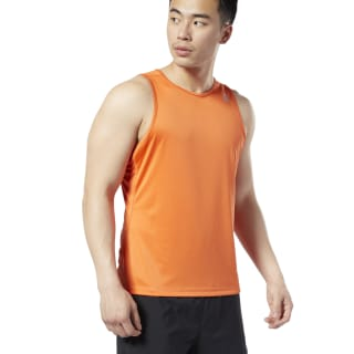 Camiseta Run Essentials Speedwick Fiery Orange EC2527