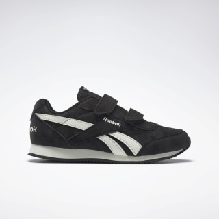 Reebok Royal Classic Jogger 2.0 Shoes Black / Chalk DV9147