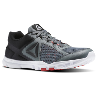 Tenis Yourflex Train 9.0 MT ALLOY/PRIMAL RED/BLACK/WHITE BS8026