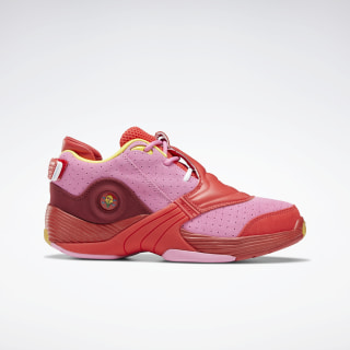Billionaire Boys Club Answer V Basketball Shoes Cherry Tomato / Posh Pink / Stinger Yellow FW7505