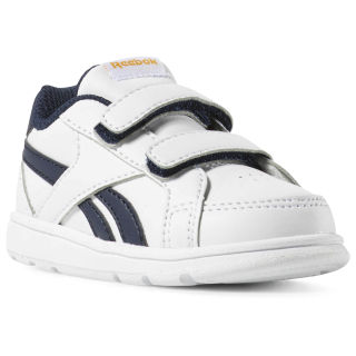 Reebok Royal Prime ALT White / Collegiate Navy / Trek Gold DV3870
