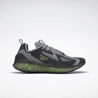 Zig Kinetica Concept_Type2 Cold Grey 4 / Black / Solar Green FX0002
