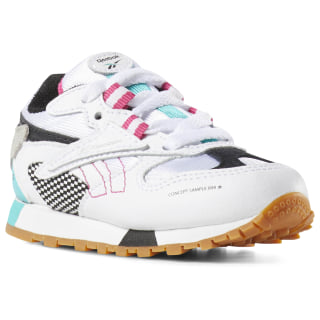 Classic Leather ATI 90s White / Teal / Blk / Grey DV5521
