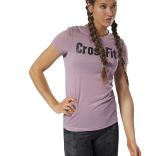 Reebok CrossFit Speedwick F.E.F. Tee Infused Lilac DH3715