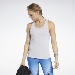ACTIVCHILL+COTTON Tank Top Sterling Grey FK7100