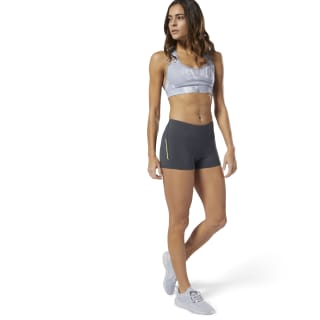 Bolton Track Club Hot Shorts Cold Grey DP6634
