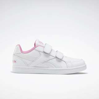 Reebok Royal Prime Shoes White / Posh Pink / None EF7564