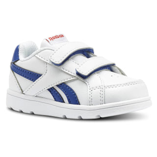 Reebok Royal Prime ALT - Niños WHITE/COLLEGIATE ROYAL/PRIMAL RED CN4780