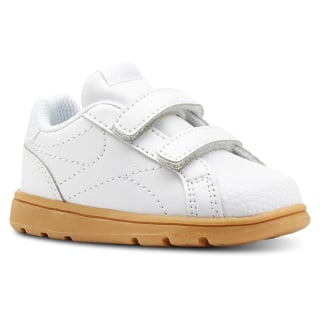 Reebok Royal Complete Clean – Infant & Toddler Outdoor-White/Dark Gum CN4799