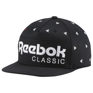 Classic Embroidered Hat Black CV5779