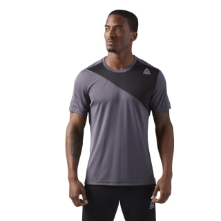 Camiseta Workout Ready Tech ASH GREY S16-R CE1509