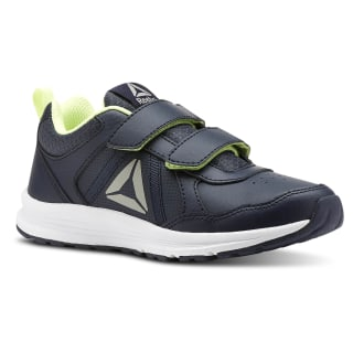 REEBOK ALMOTIO 4.0 Collegiate Navy/Electric Flash/Pewter CN4217