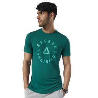 Training Speedwick Tee Clover Green DY7826
