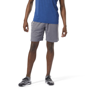 LES MILLS™ Mesh Basketball Short Shark DJ2218