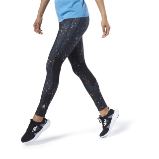 Legging Running Essentials Heritage Navy EC2951